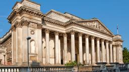 Hotels in Cambridge - in der Nähe von: Fitzwilliam Museum
