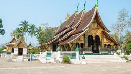 Hotels in Luang Prabang - in der Nähe von: Golden City Temple