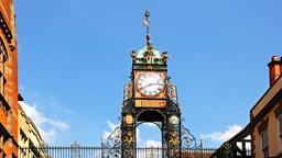Hotels in Chester - in der Nähe von: Eastgate and Eastgate Clock