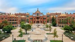 Hotels in Barcelona - in der Nähe von: Recinte Modernista de Sant Pau